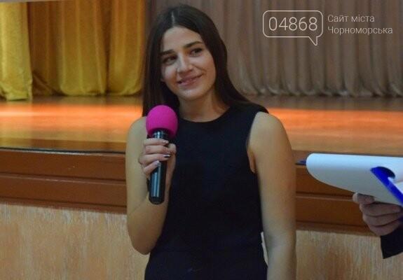 В «Национальный детский совет Украины» вошла юная жительница Черноморска Екатерина Солтык, фото-1