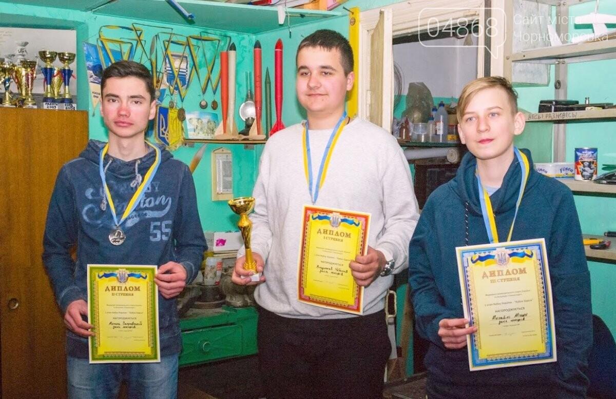 Авиамоделисты Черноморска победили на 1 этапе Кубка Украины, фото-7