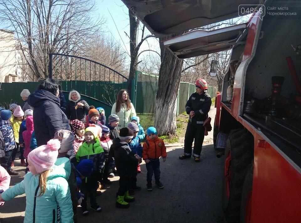 Черноморские спасатели провели учения на территории учебно-воспитательного комплекса города, фото-3