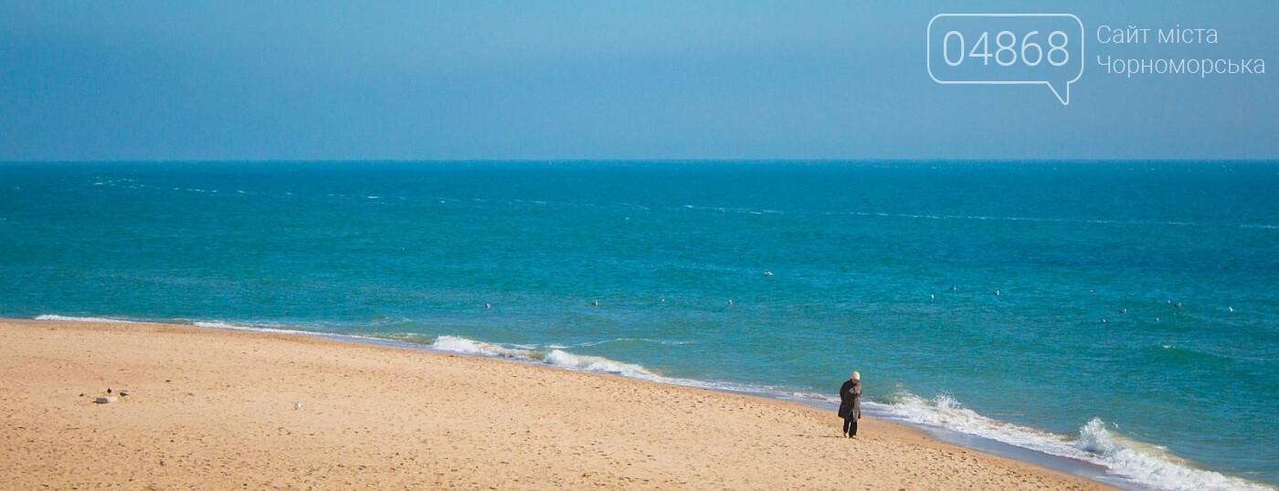 Пляж Черноморска первым в области прошёл обследование морского дна , фото-11