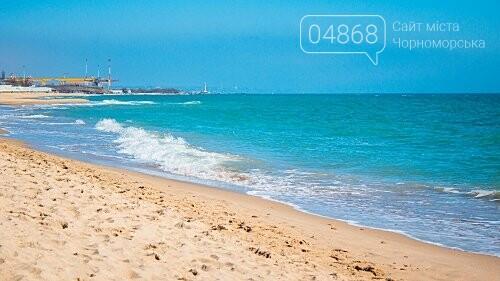 Пляж Черноморска первым в области прошёл обследование морского дна , фото-3