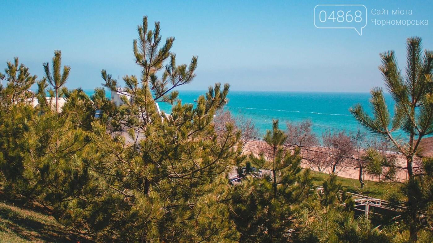 Пляж Черноморска первым в области прошёл обследование морского дна , фото-5
