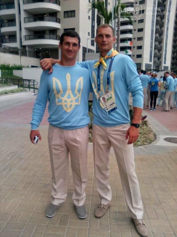 Черноморский спортсмен-паралимпиец Андрей Онуфриенко получил стипендию Президента Украины, фото-5