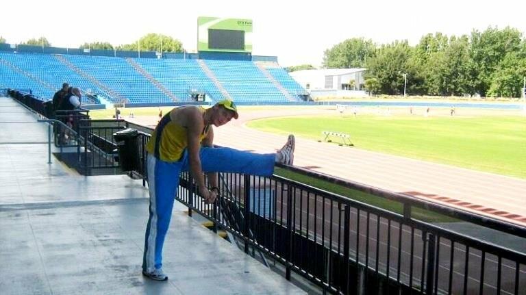 Черноморский спортсмен-паралимпиец Андрей Онуфриенко получил стипендию Президента Украины, фото-9