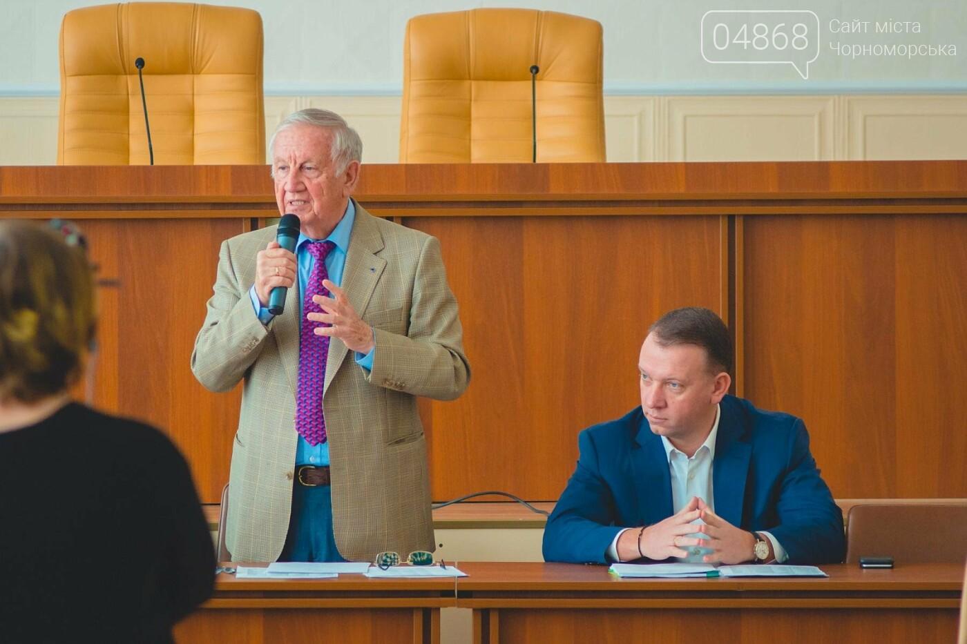 Предпринимателям Черноморска напомнили о новых правилах благоустройства, фото-10
