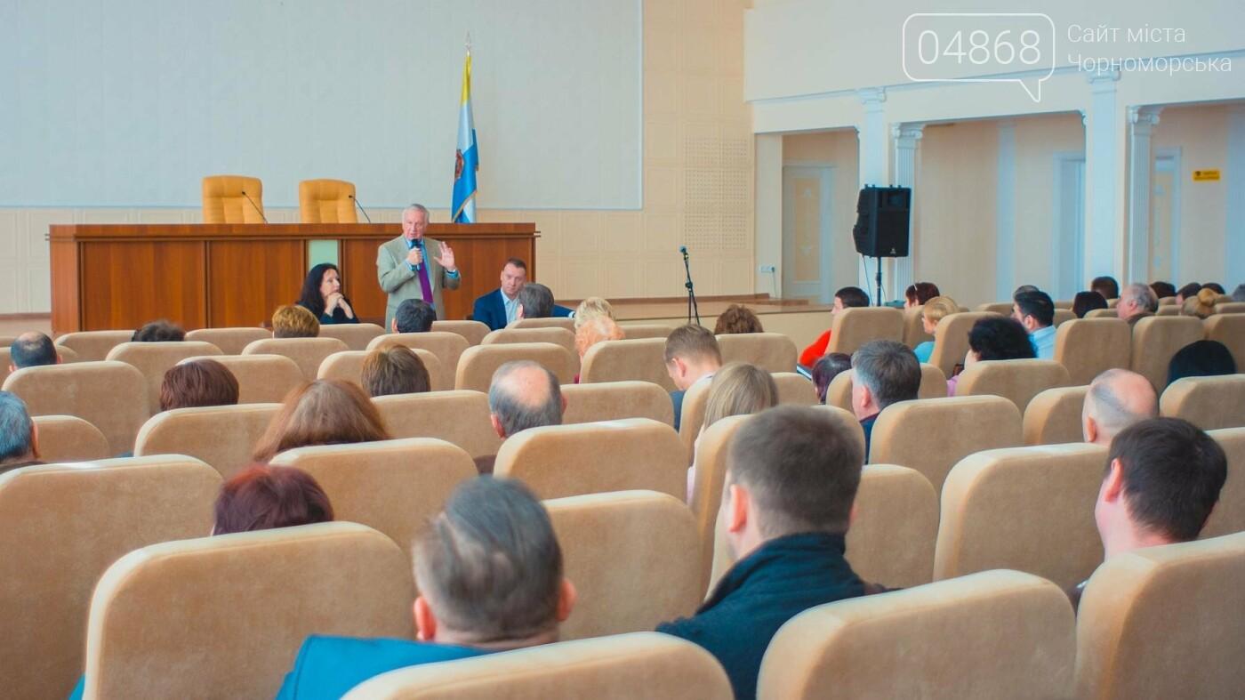 Предпринимателям Черноморска напомнили о новых правилах благоустройства, фото-6