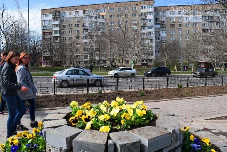 Весне дорогу: первые цветы заполнили клумбы Черноморска, фото-2