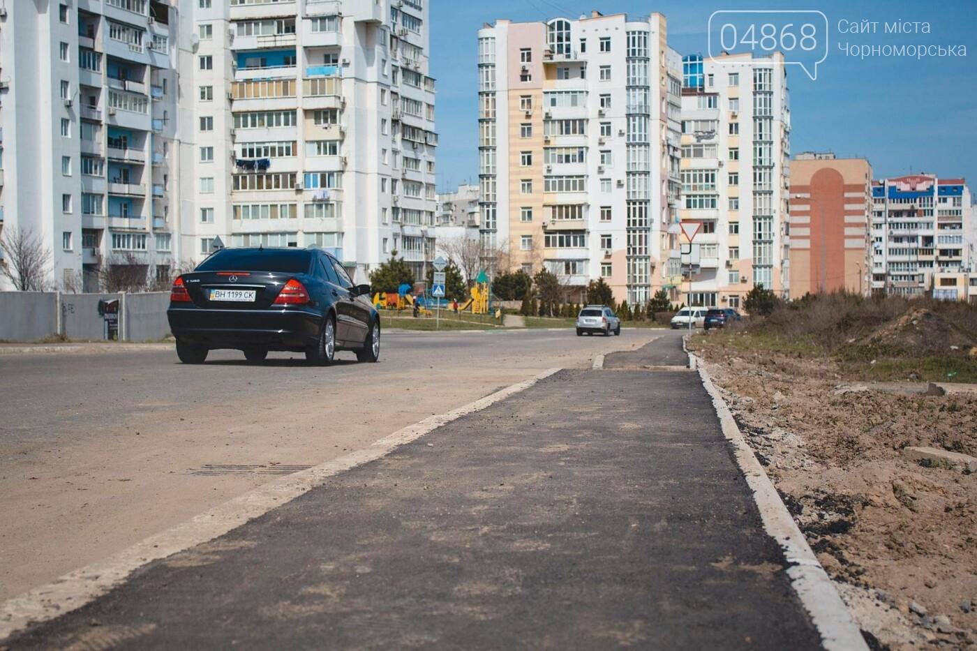 Черноморск готовится ко Дню рождения , фото-12
