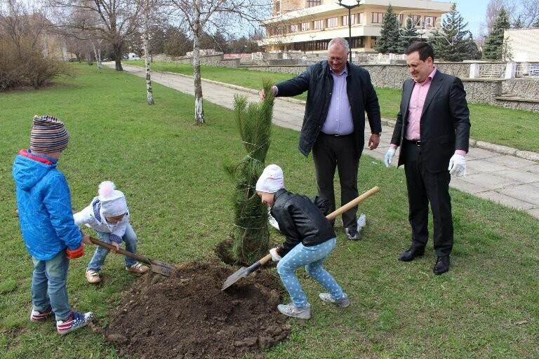 «Город-сад»: в Черноморске стартовала «зелёная инициатива», фото-3
