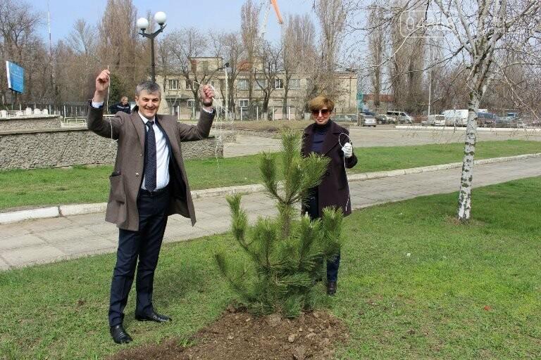 «Город-сад»: в Черноморске стартовала «зелёная инициатива», фото-2