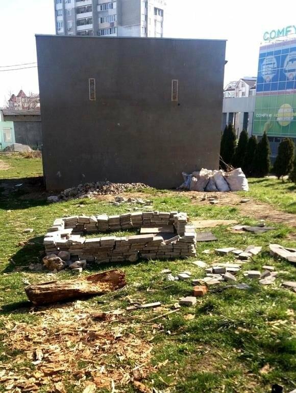 «Ломать – не строить»: вандализм в Черноморске, фото-13