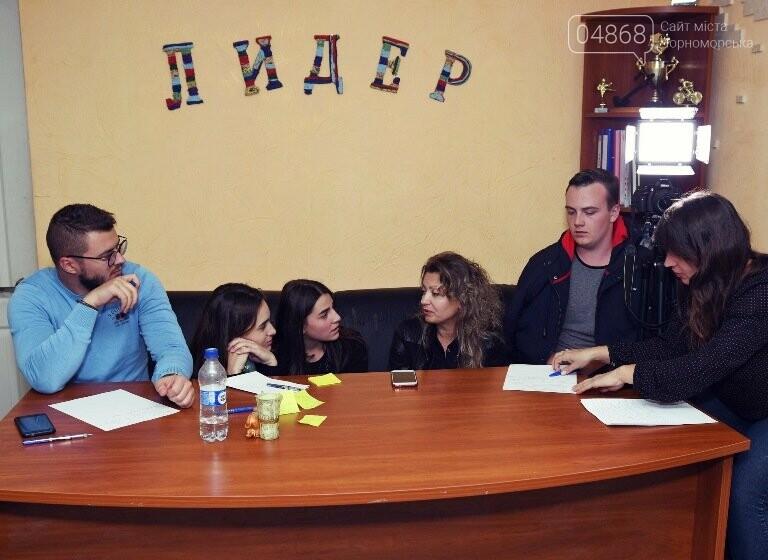 Черноморску нужен Музей истории: юные лидеры сняли видеофильм ко Дню рождения города, фото-3