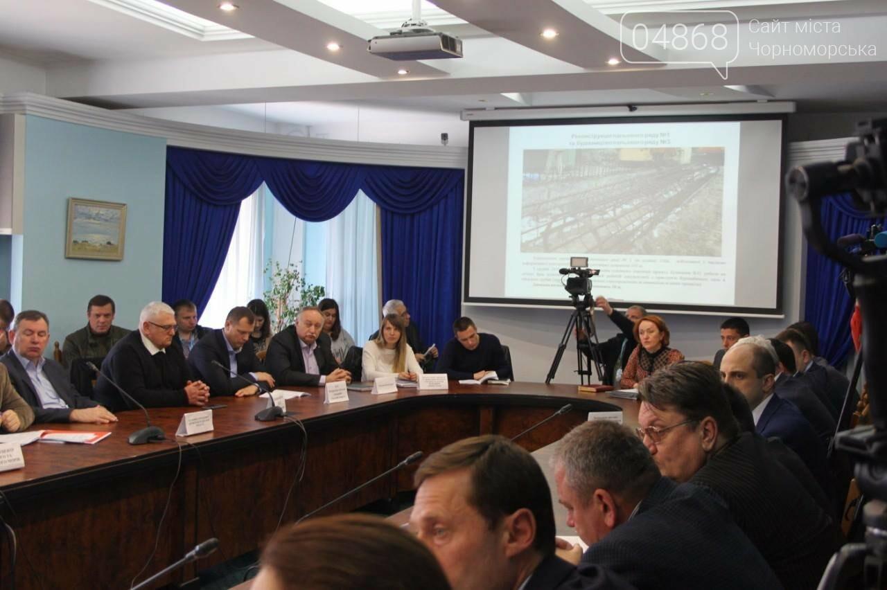 Берегоукрепительные работы в Черноморске будут вестись ускоренными темпами (фото), фото-1