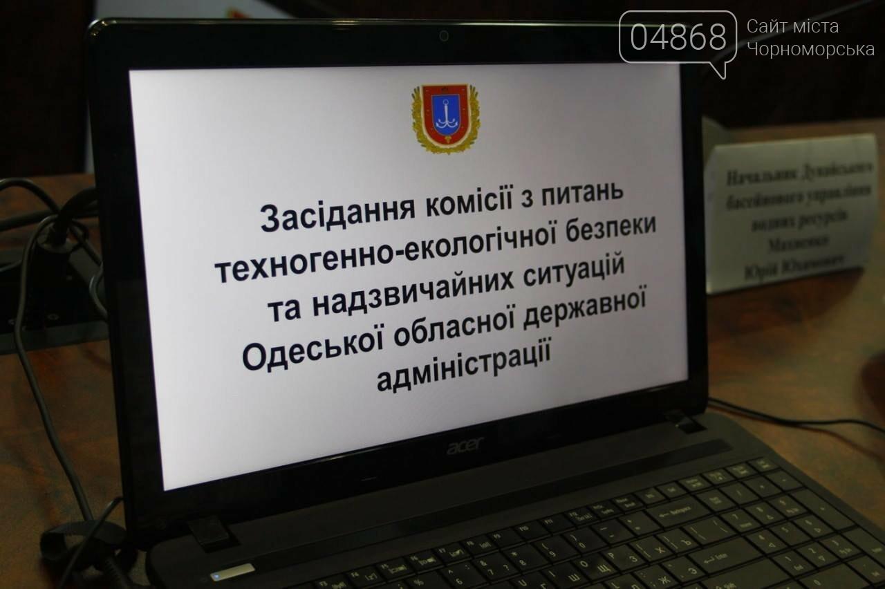Берегоукрепительные работы в Черноморске будут вестись ускоренными темпами (фото), фото-7