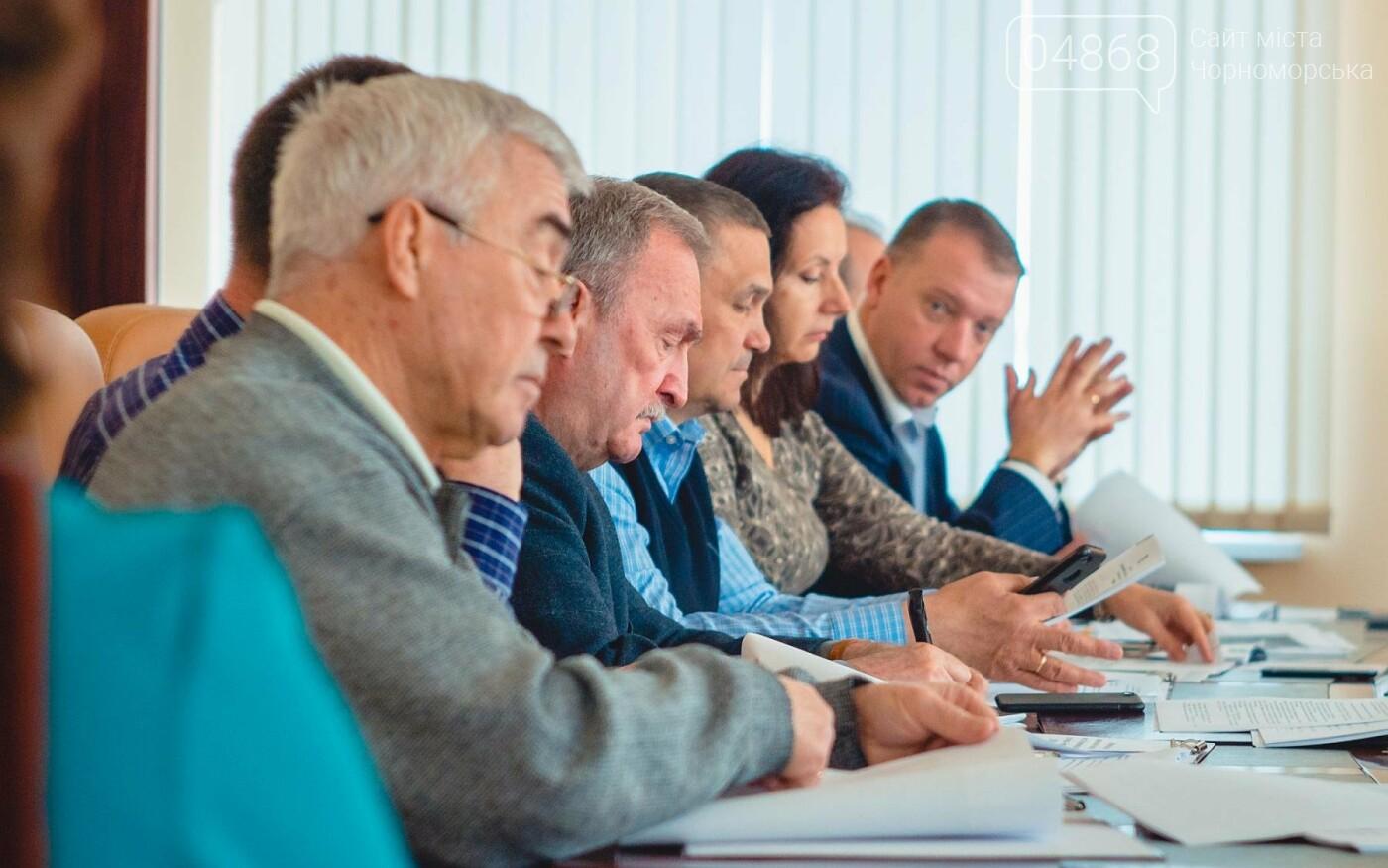 Дополнительные средства на ремонты дорог и строительство моста в Черноморске, фото-4
