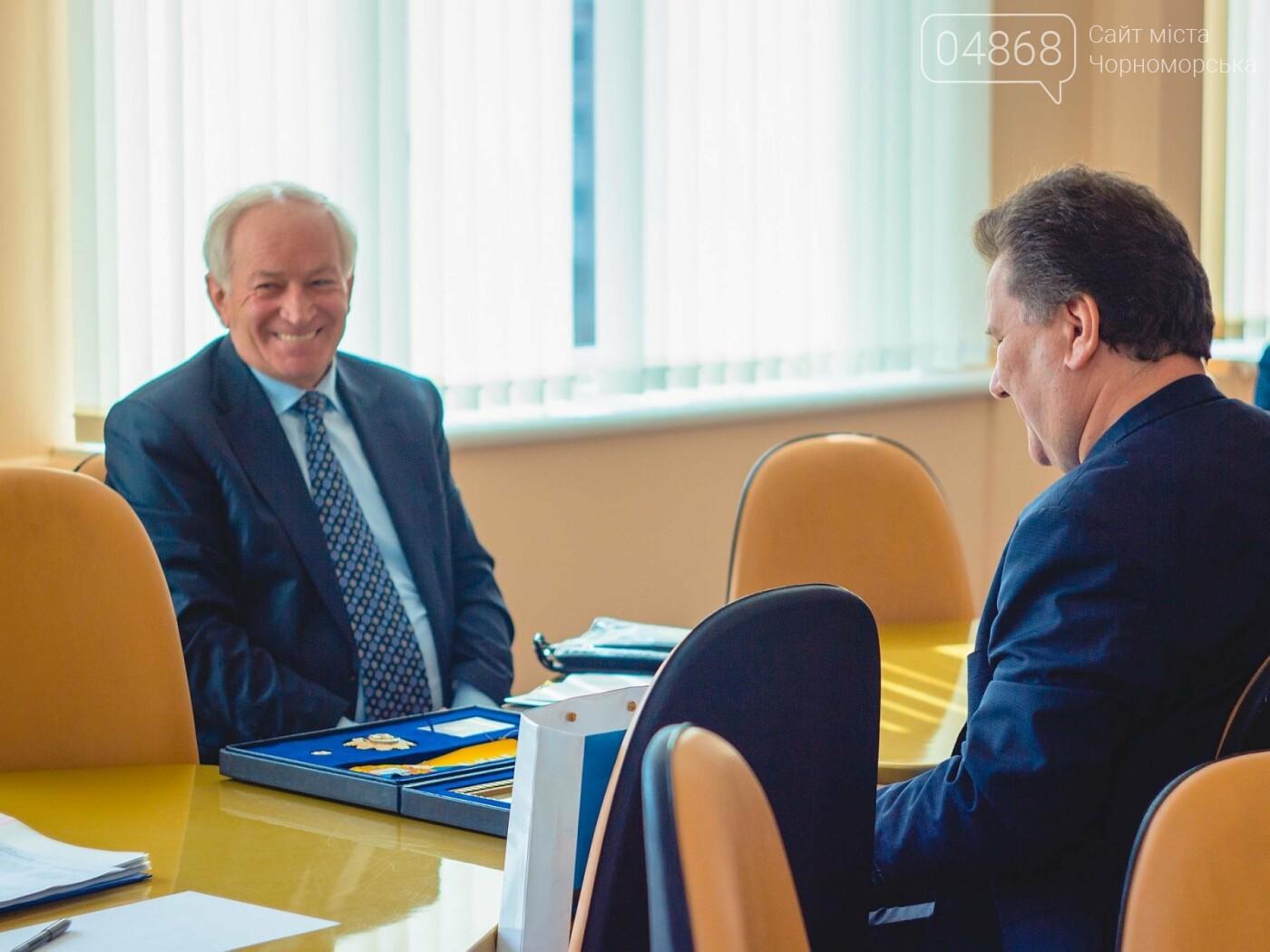 На сессии назовут Почётных граждан города Черноморска, фото-5