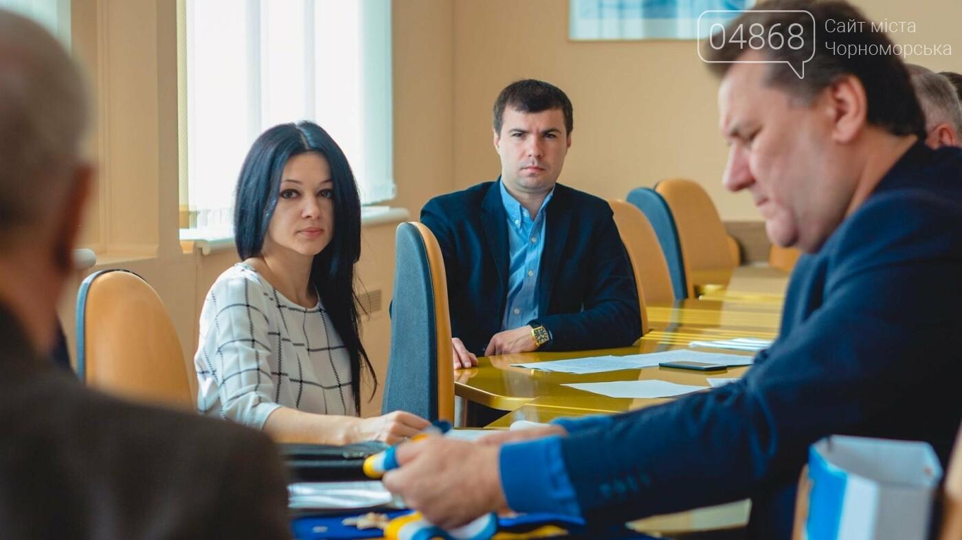 На сессии назовут Почётных граждан города Черноморска, фото-10