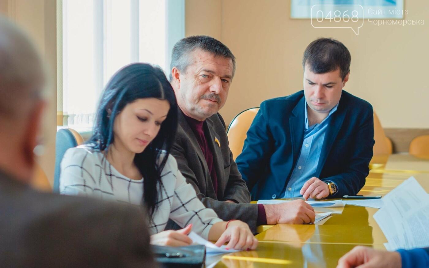 На сессии назовут Почётных граждан города Черноморска, фото-7