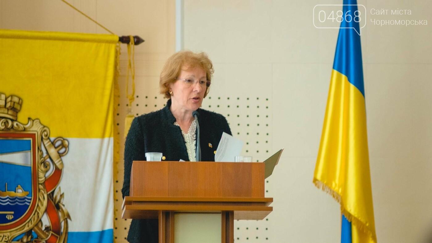 Решения по развитию Черноморска приняты на сессии городского совета, фото-10