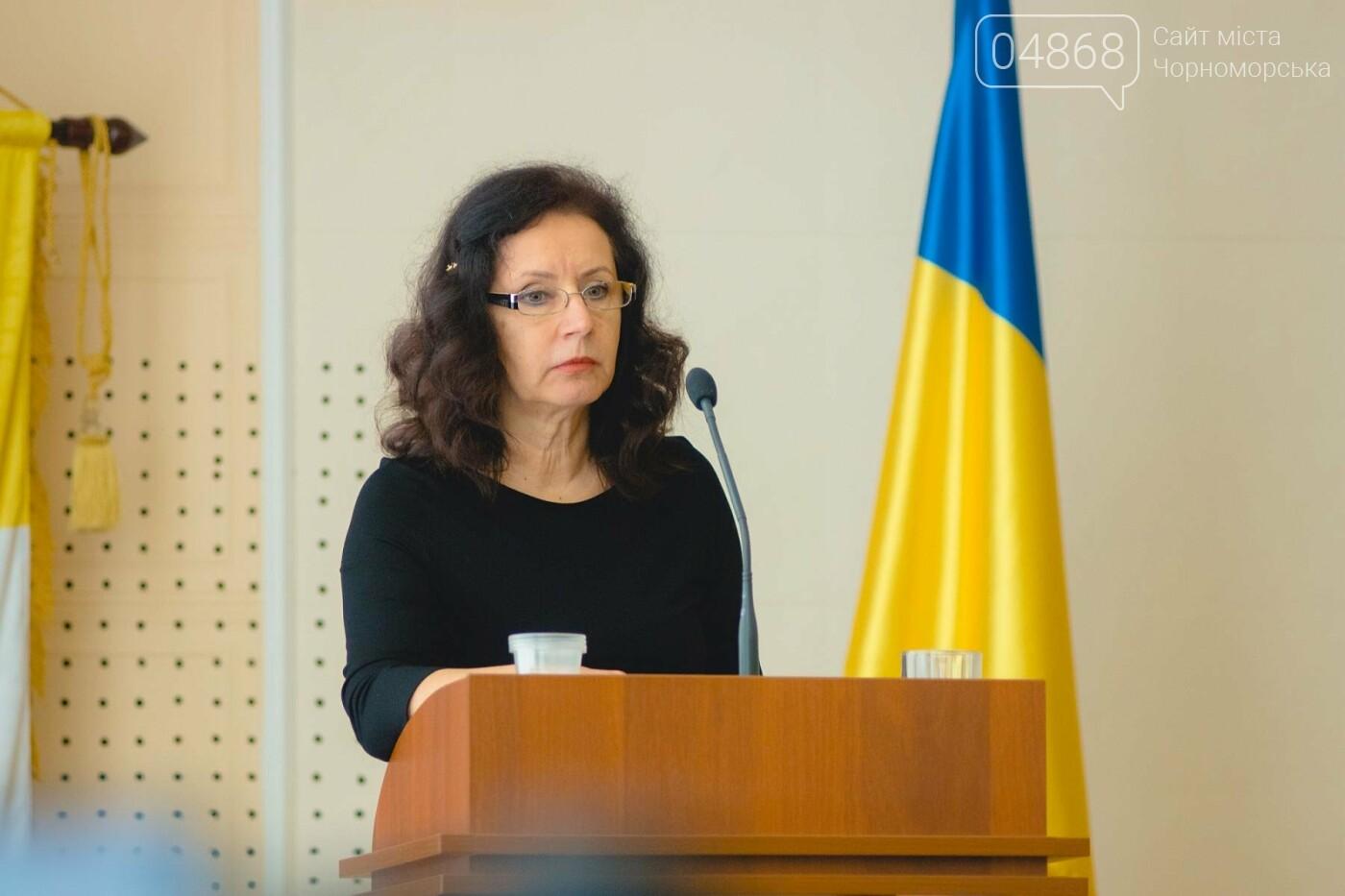 Решения по развитию Черноморска приняты на сессии городского совета, фото-5