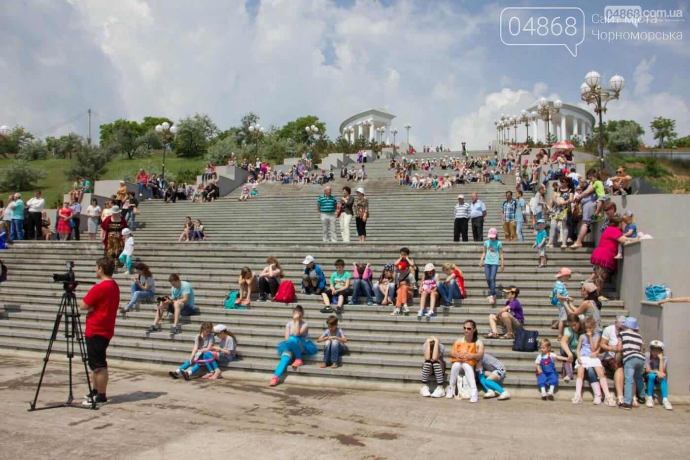 Черноморск - третий по уровню доходов в области. Подробная статистика города, фото-14