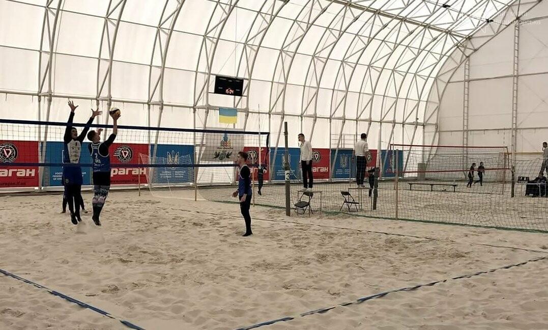 Пара из Черноморска стала чемпионами Украины по пляжному волейболу, фото-4