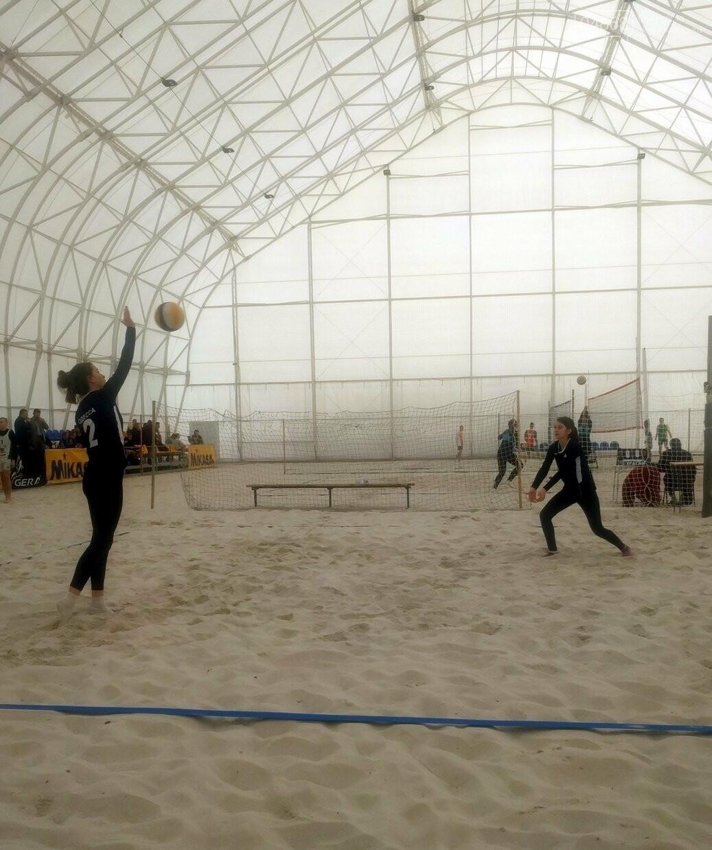 Пара из Черноморска стала чемпионами Украины по пляжному волейболу, фото-3