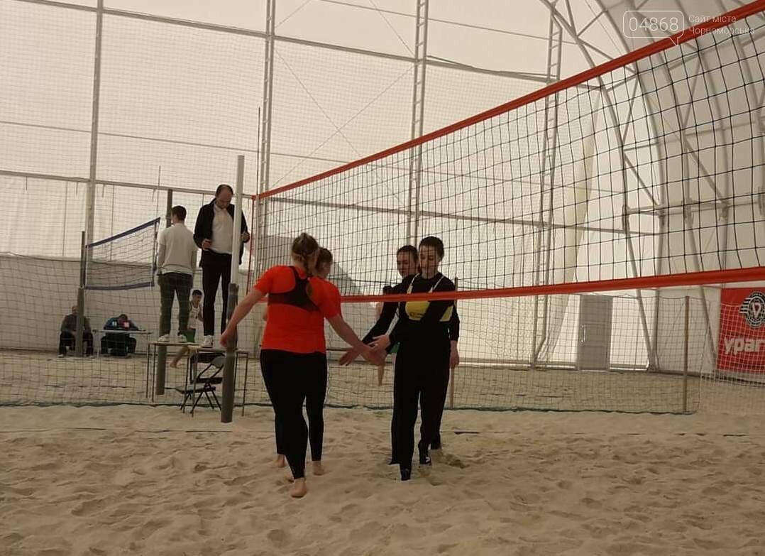 Пара из Черноморска стала чемпионами Украины по пляжному волейболу, фото-2