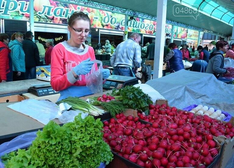 Цены на весенних выходных в Черноморске: молодой картофель от 50 до 150 грн, фото-7