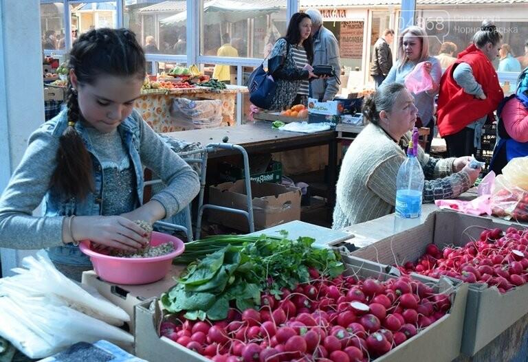Цены на весенних выходных в Черноморске: молодой картофель от 50 до 150 грн, фото-25