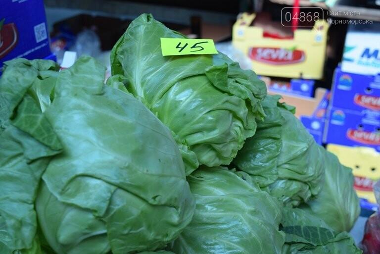 Цены на весенних выходных в Черноморске: молодой картофель от 50 до 150 грн, фото-5