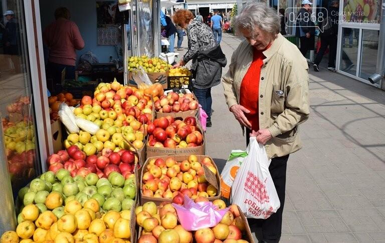 Цены на весенних выходных в Черноморске: молодой картофель от 50 до 150 грн, фото-14