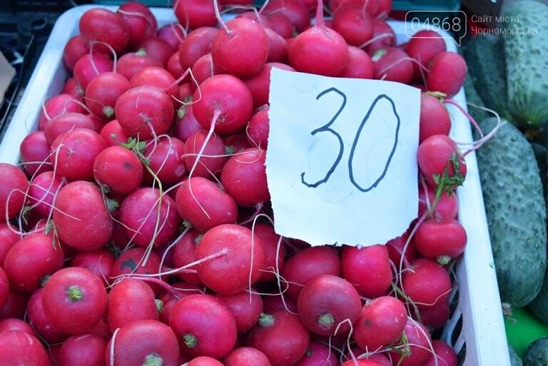 Цены на весенних выходных в Черноморске: молодой картофель от 50 до 150 грн, фото-16