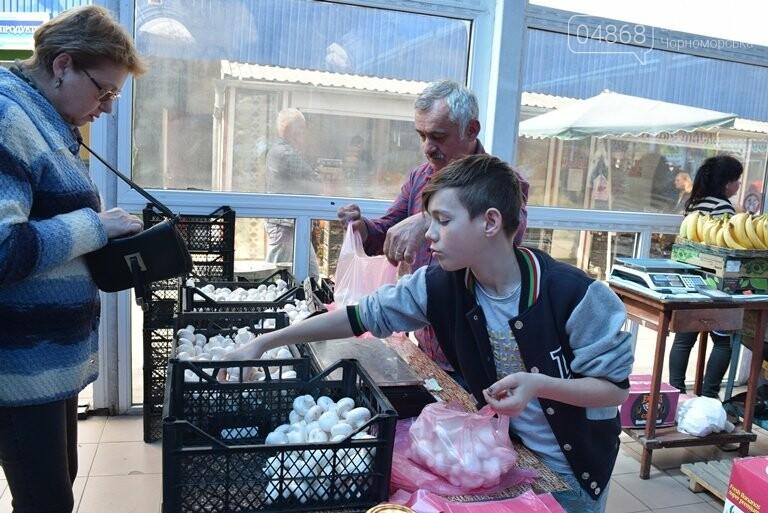 Цены на весенних выходных в Черноморске: молодой картофель от 50 до 150 грн, фото-19