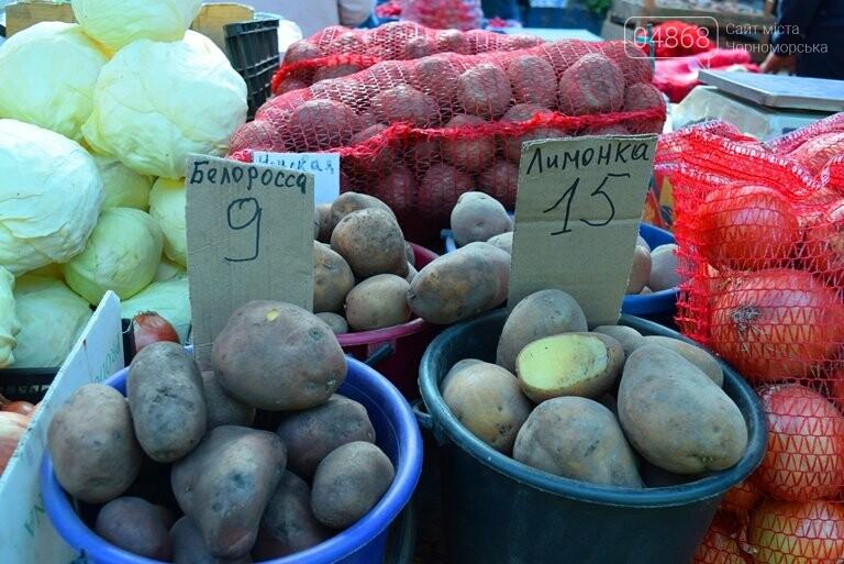 Цены на весенних выходных в Черноморске: молодой картофель от 50 до 150 грн, фото-20