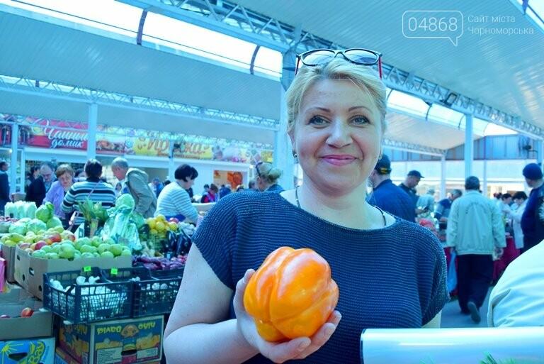 Цены на весенних выходных в Черноморске: молодой картофель от 50 до 150 грн, фото-6