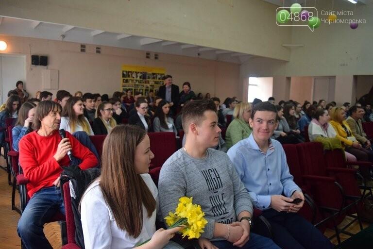 «Альбертович»: в Черноморске вспоминали Александра Бедикяна и презентовали книгу воспоминаний о нём, фото-9