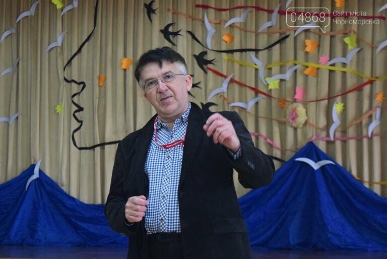 «Альбертович»: в Черноморске вспоминали Александра Бедикяна и презентовали книгу воспоминаний о нём, фото-12