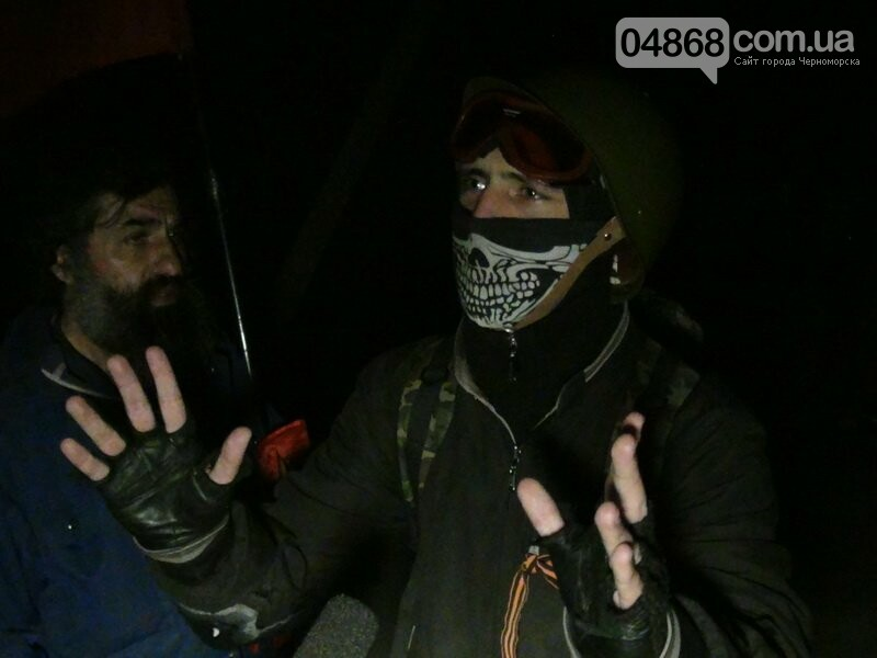 Просто действовал по уставу. Кто дал первый отпор сепаратистам на Донбассе (ФОТО), фото-2