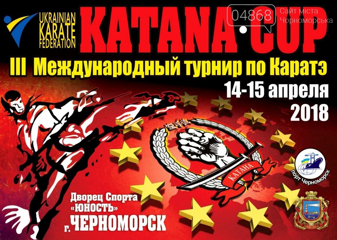 В Черноморске прошел Международный турнир по карате, фото-3