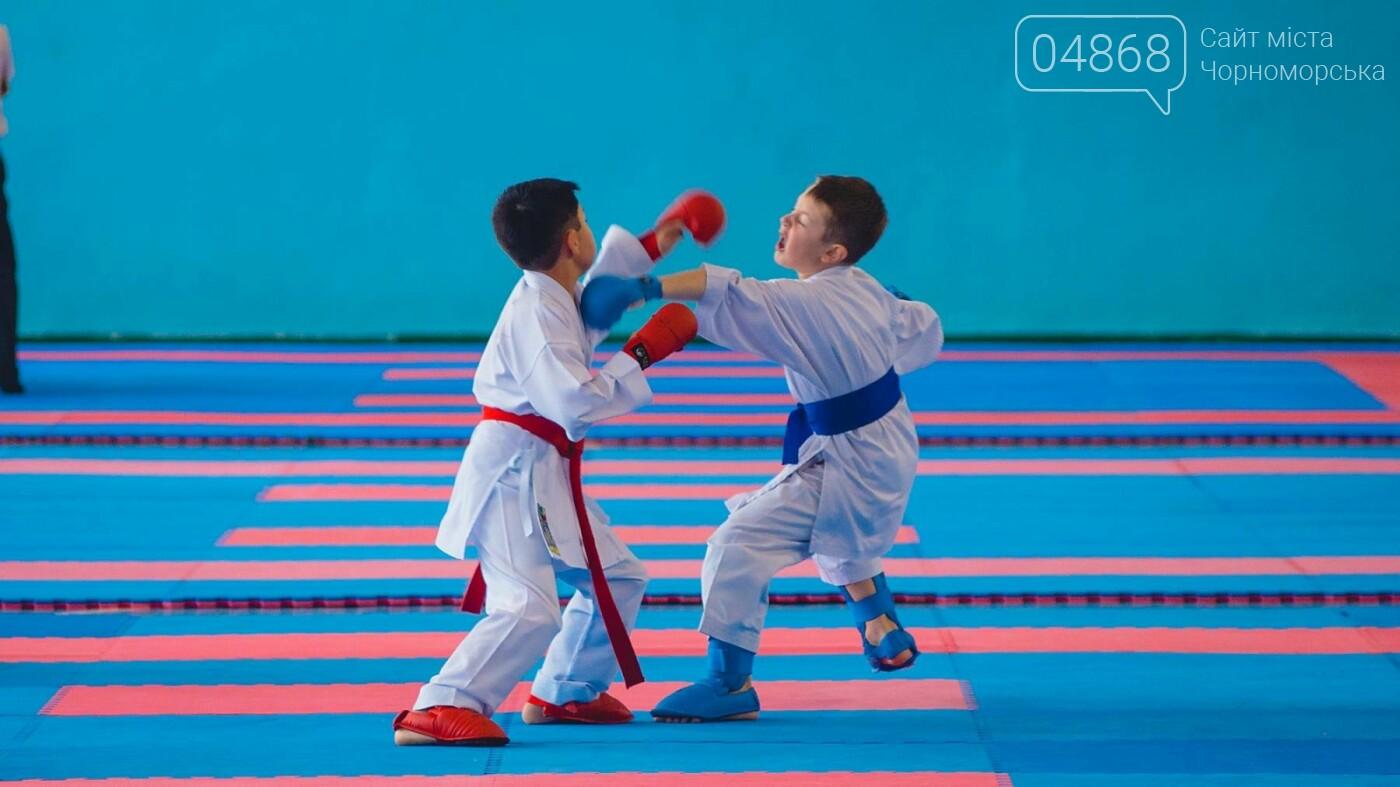 В Черноморске прошел Международный турнир по карате, фото-4