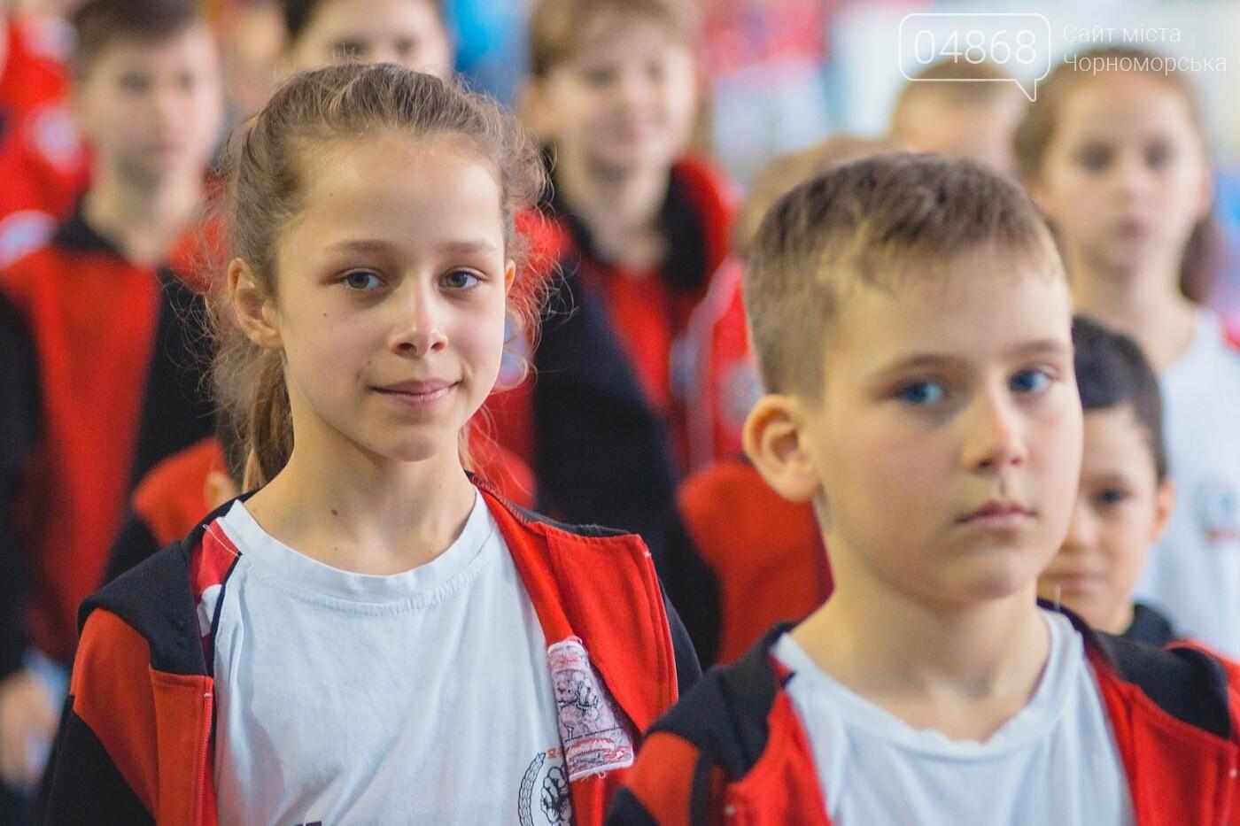 В Черноморске прошел Международный турнир по карате, фото-5