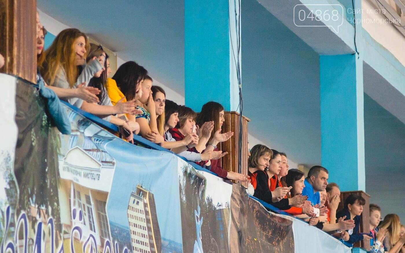 В Черноморске прошел Международный турнир по карате, фото-6