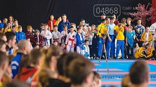 В Черноморске прошел Международный турнир по карате, фото-1