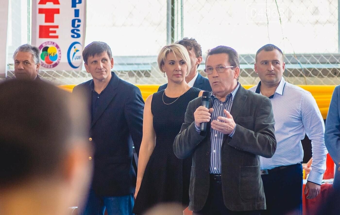 В Черноморске прошел Международный турнир по карате, фото-12