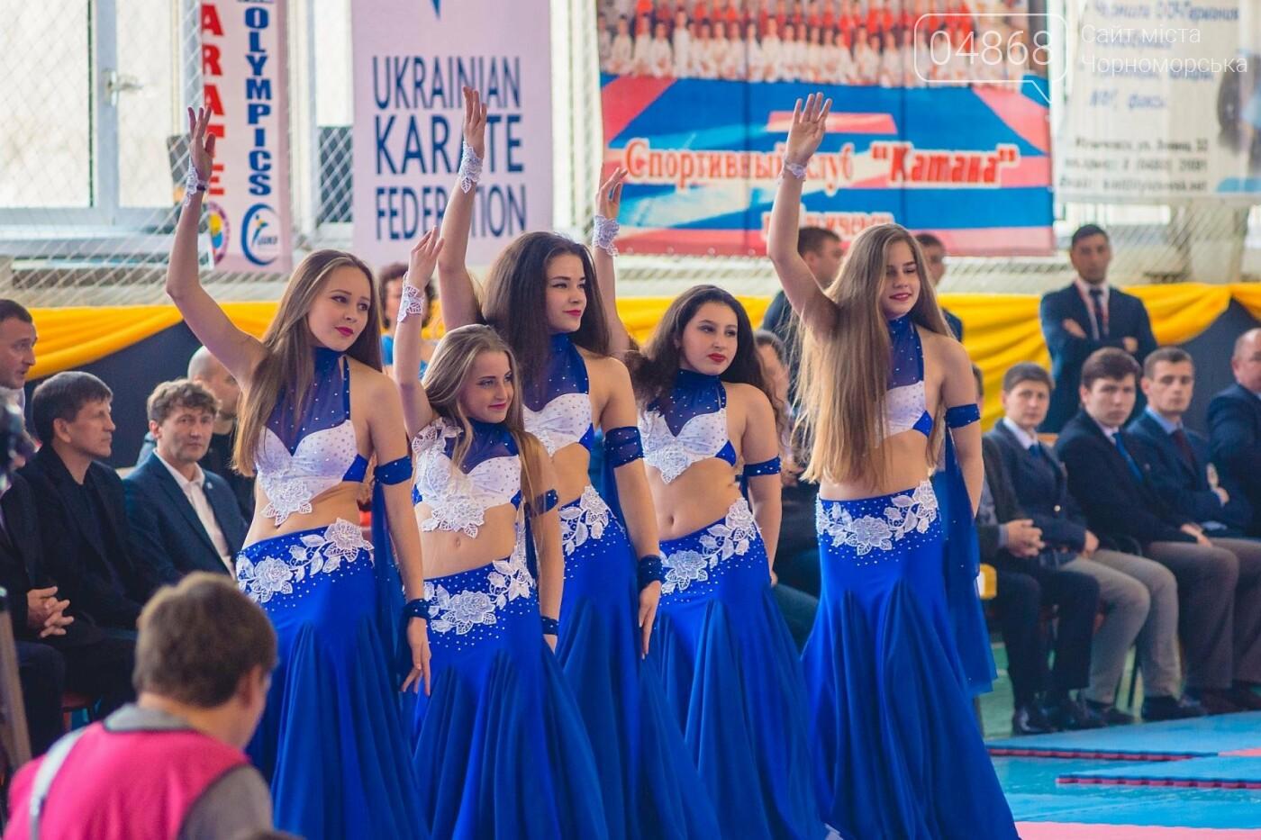 В Черноморске прошел Международный турнир по карате, фото-16