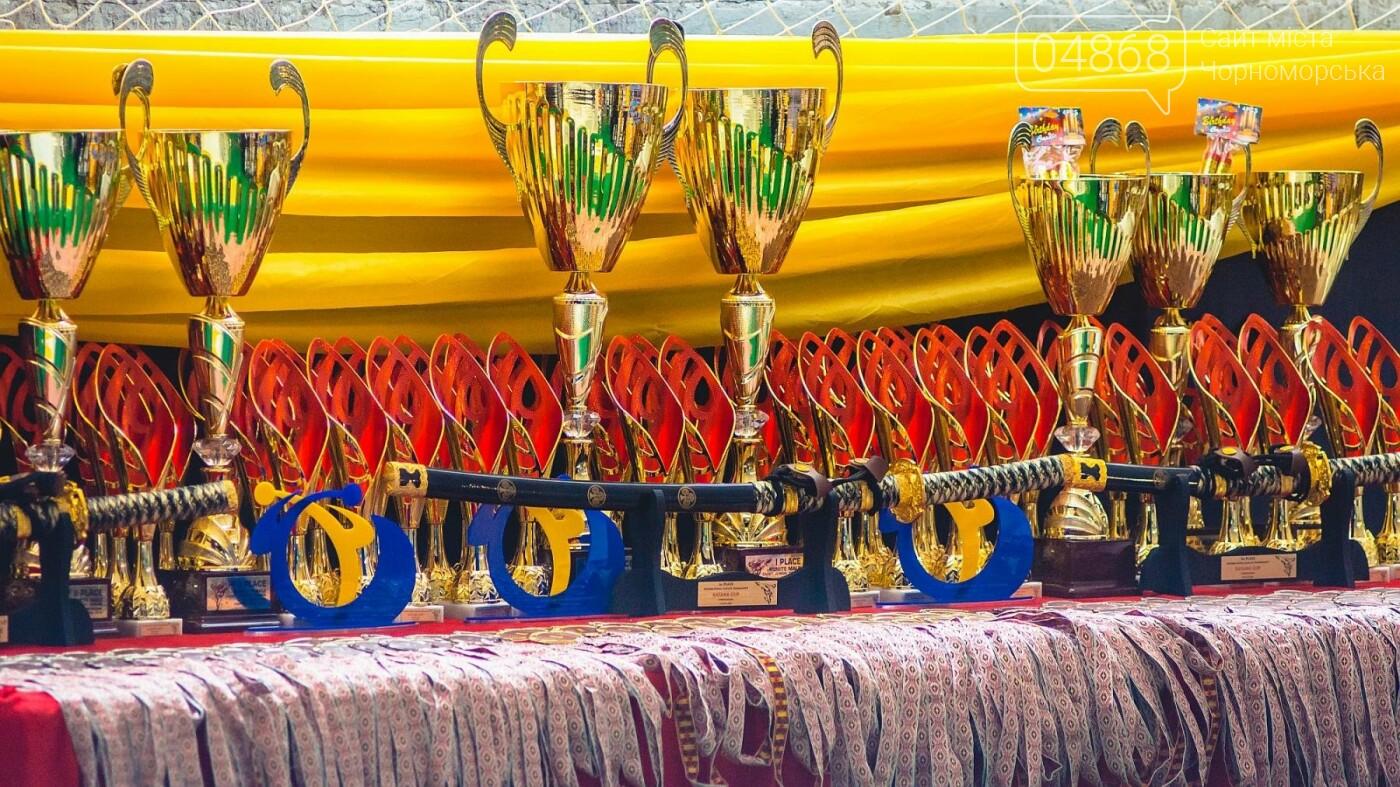 В Черноморске прошел Международный турнир по карате, фото-7