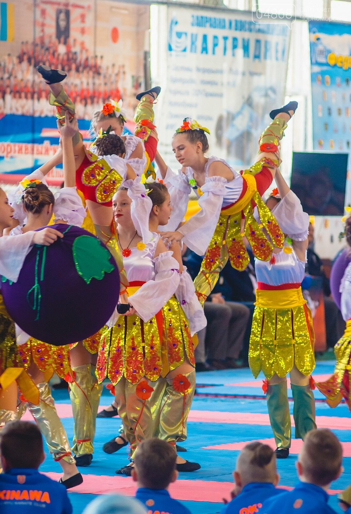 В Черноморске прошел Международный турнир по карате, фото-17