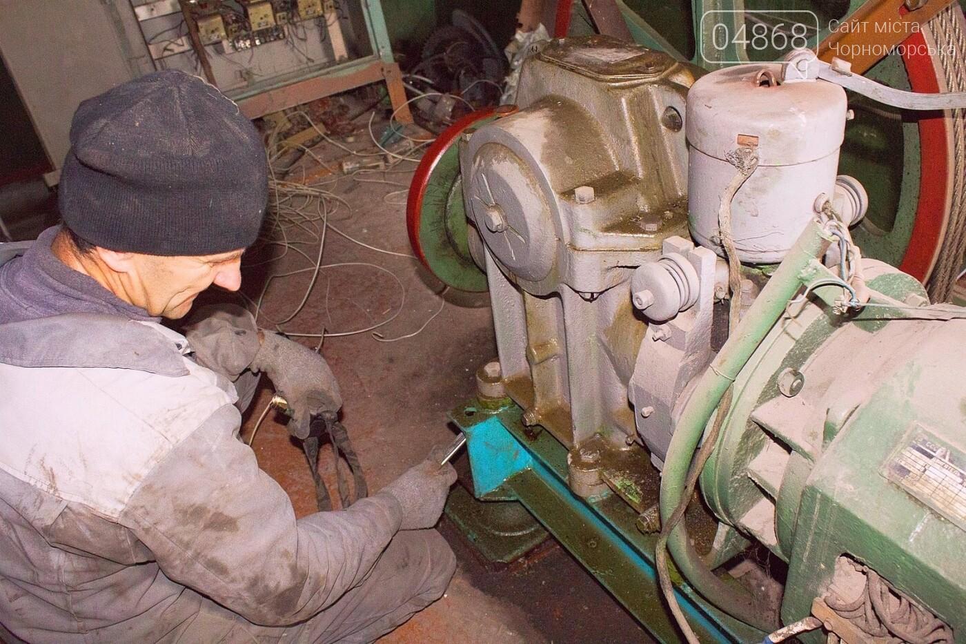 В Черноморске снова воруют электромагнитные катушки, фото-9
