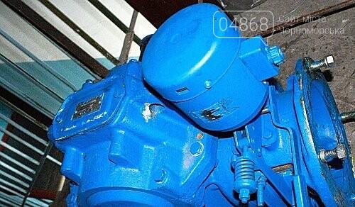 В Черноморске снова воруют электромагнитные катушки, фото-1